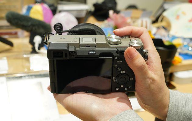 フルサイズミラーレス一眼カメラ『α7C』実機レビュー