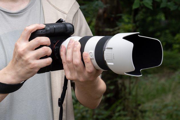 35mmフルサイズセンサー対応のマウントアダプター『LA-EA5』登場!